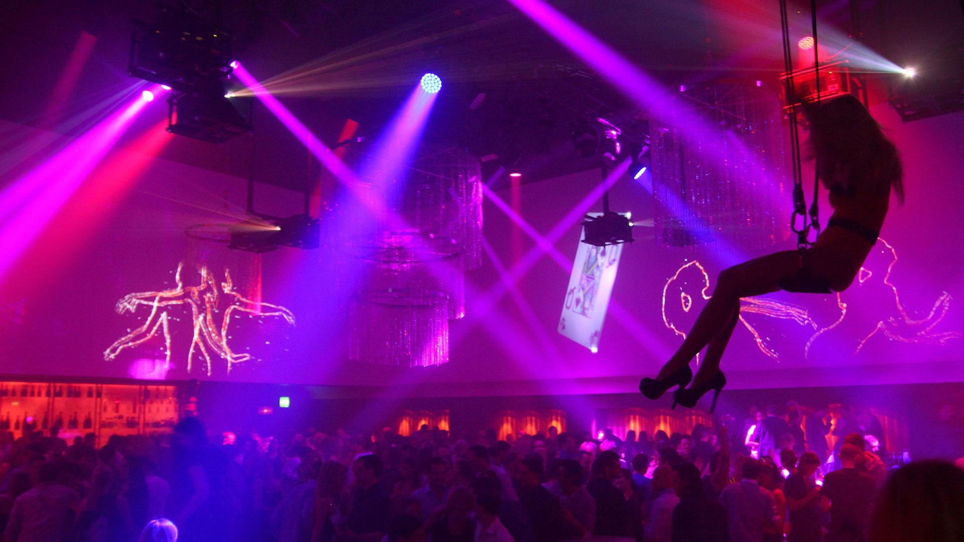 Aura Amp Icon Club Zurich High End Clubbing Am Paradeplatz